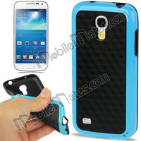 Couple Color Soft Flexible TPU Case Cover for Samsung Galaxy S4 Mini i9190