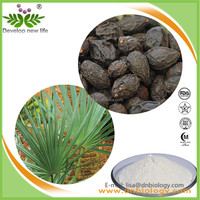 Free sample ISO & Kosher Health Food Saw Palmetto P.e.,Saw Palmetto Extract,Saw Palmetto Fruit Extract 5% Fatty Acids & Sterols