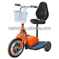 3 wheels front fork suspension car electric