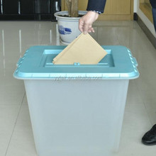 Ballot boxes/ ballot box