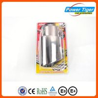 Performance universal super quiet generator muffler