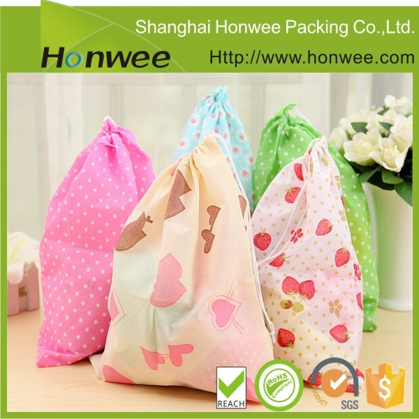 hot new advertisement bags disposable nonwoven cloth bag