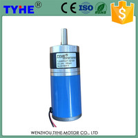 High quality high speed 45mm 12v planetary gear dc motor