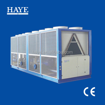 Air cooled Screw Type Chiller 241 kw HYS-240AHS3