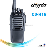Hot sale 8w radio scanner best vhf longest range radio Chierda CD-K16