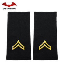 Custom Shoulder Embroidered Security Epaulettes
