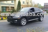IMPORT OR EXPORT USED car 2009 BMW X6 xDRIVE BLACK, LOWEST PRICES AND WE DELIVER TO WORLDWIDE DESTINATIONS