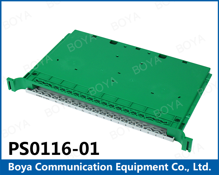 267X100X56mm 1*8 optic fiber fanout plc splitter