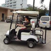 100% factory delivery club car 2 seater golf utility vehicle