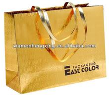 Smart and cheap paper shopping bags brand name wholesale