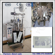 Hot Sale Dental Floss Picks Packing Machine Supplier From China