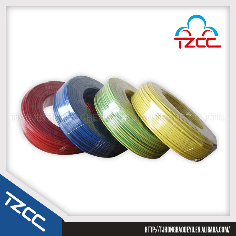 Copper Conductor House Wiring Electrical Cable Electric Wire