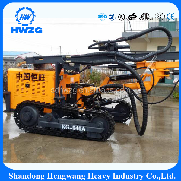 competitive price high quality Mining Construction Hydraulic Crawler Rock Drill For Sale
