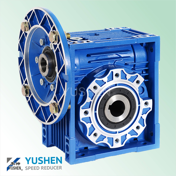 2: 1 ratio gearbox high torque low rpm dc brushless gear motor