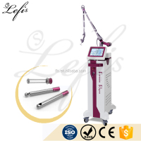 LFS- D2 wrinkle removal Fractional CO2 Laser with USA RF tube for vaginal Rejuvenation