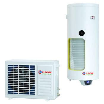 Heat Pump Water Heaters Eldom Green Line View Heat Pump