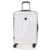 New design travel luggage PC trolley bags spinner wheels luggage sets