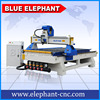ELE 1325 wood door making cnc router cutting/furniture manufacturing machinery with CE, ISO certification