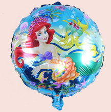 TF-160611019 50 pieces pack 18-inch foil balloon Mermaid balloon for graduation holiday wedding birthday