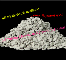 Defoamer with Anti-UV functional Masterbatch or Desiccant Plastic Master batch instead dry machine