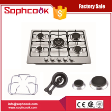 Good price LPG gas using Built-in Gas Stove ,gas cooker