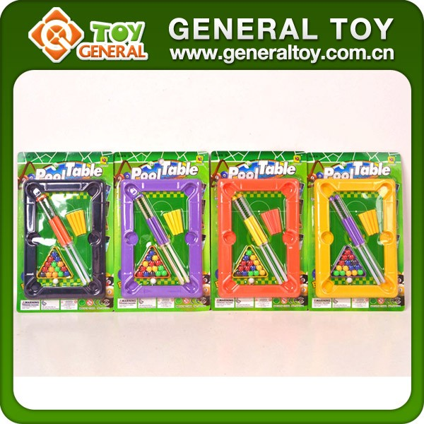 25*15cm 3PCS Kids Mini Table Billiards Toy Billiards Games