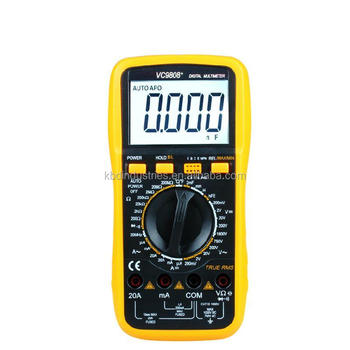 2017 Hot selling low price high quality Digital Multimeter