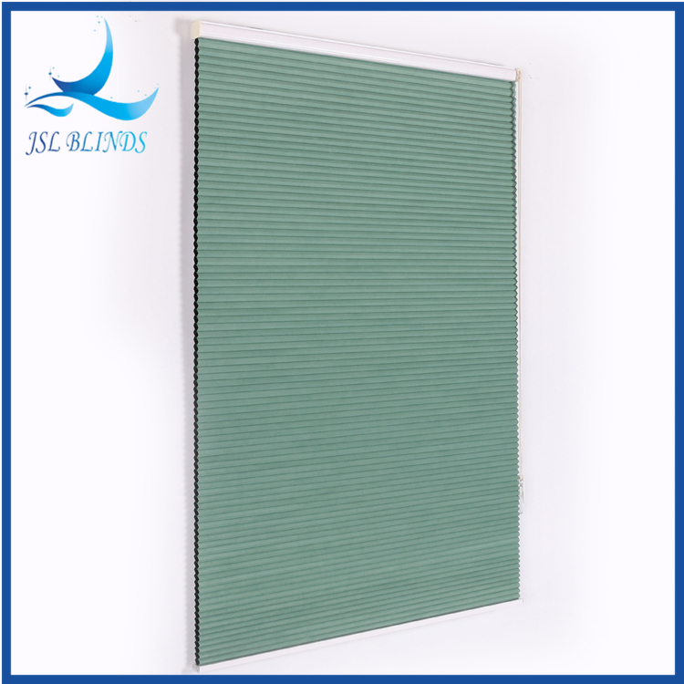 Guangzhou JSL Various Colors Motorized Honeycomb Cellular Pleated Shades