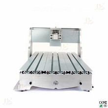 CNC router DIY CNC frame with trapezoidal screw for small engraving machine
