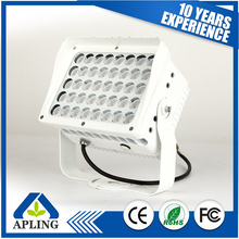 High lumen bridgelux outdoor waterproof dmx 40 watt led flood light