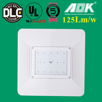 75W LED Canopy Light with Meanwell LED Driver IP66 IK10 5 Years Warranty