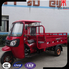 Open Cabin Adult Tricycle Motorcycle, Tricycle Cargo 250 cc Motorized Made in Chongqing China