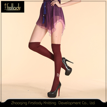 Fashion tight girls sexy silk tube stocking