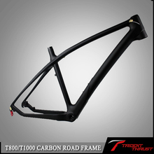 "2015 Newest Thrust 29""*17""/19"" inch Mountain bike full carbon frame 29er MTB carbon bicycle frames with headsets Free ship"
