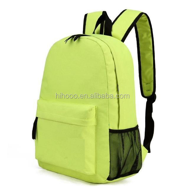 2014 High School backpack Trendy teenager school backpack funny school backpack