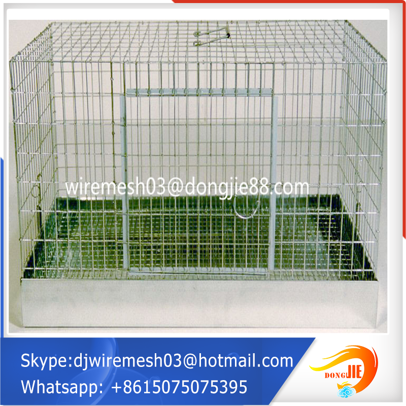 glass fiber commercial dog cage supplier