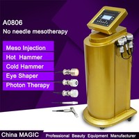 A0806 Skin Care Mesotherapy Injections Carboxy Therapy Equipment For Sal