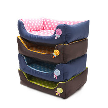 Soft Pet Bed ped bed puppy kennel cheap dog beds
