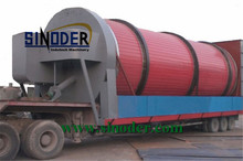 Supply Rice dryer machinery used for dry Oil palm fibre ,sawdust and mine powder-- Sinoder Brand