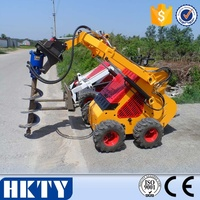 2015 compact wheel loader ,China mini tractor loader and backhoe excavator price