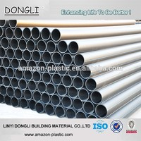 "6 inch water pipe 6"" diameter plastic pipe with competive price"
