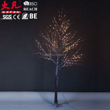 Hot sale iron adn plastic big size waterpoof 160 led outdoor christmas street light decoration