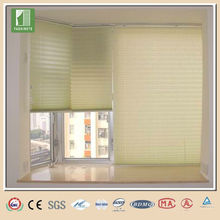 Non-woven pleated blinds blind curtain fabric plastic curtain door blind