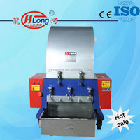 Plastic shredder/bubble wrap film crusher with CE certificate