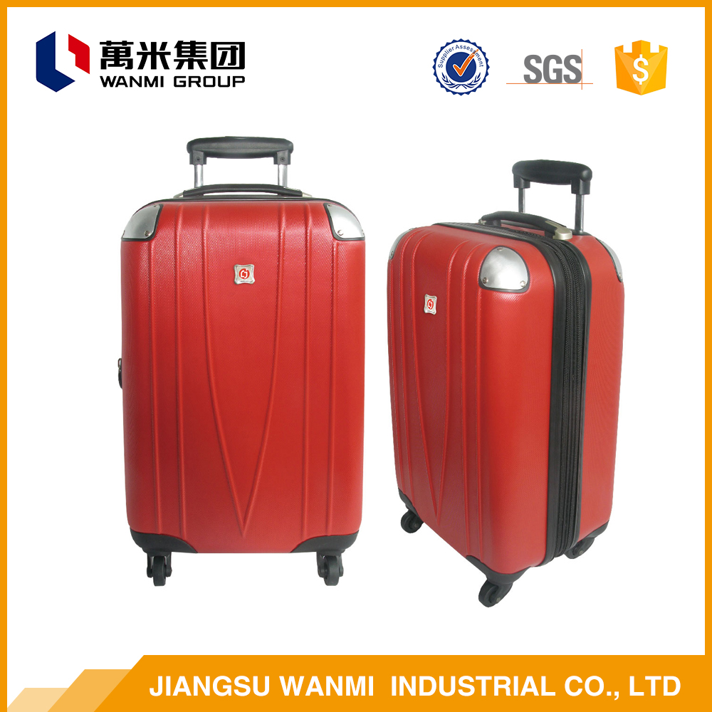 From china All aluminum plastic custom luggage wheel cover