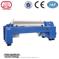 Model PDC Decanter Centrifuge Calcium Carbonate Dewatering Centrifuge
