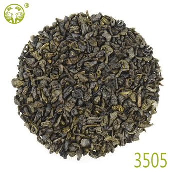China green tea factory Morocco tea 3505A