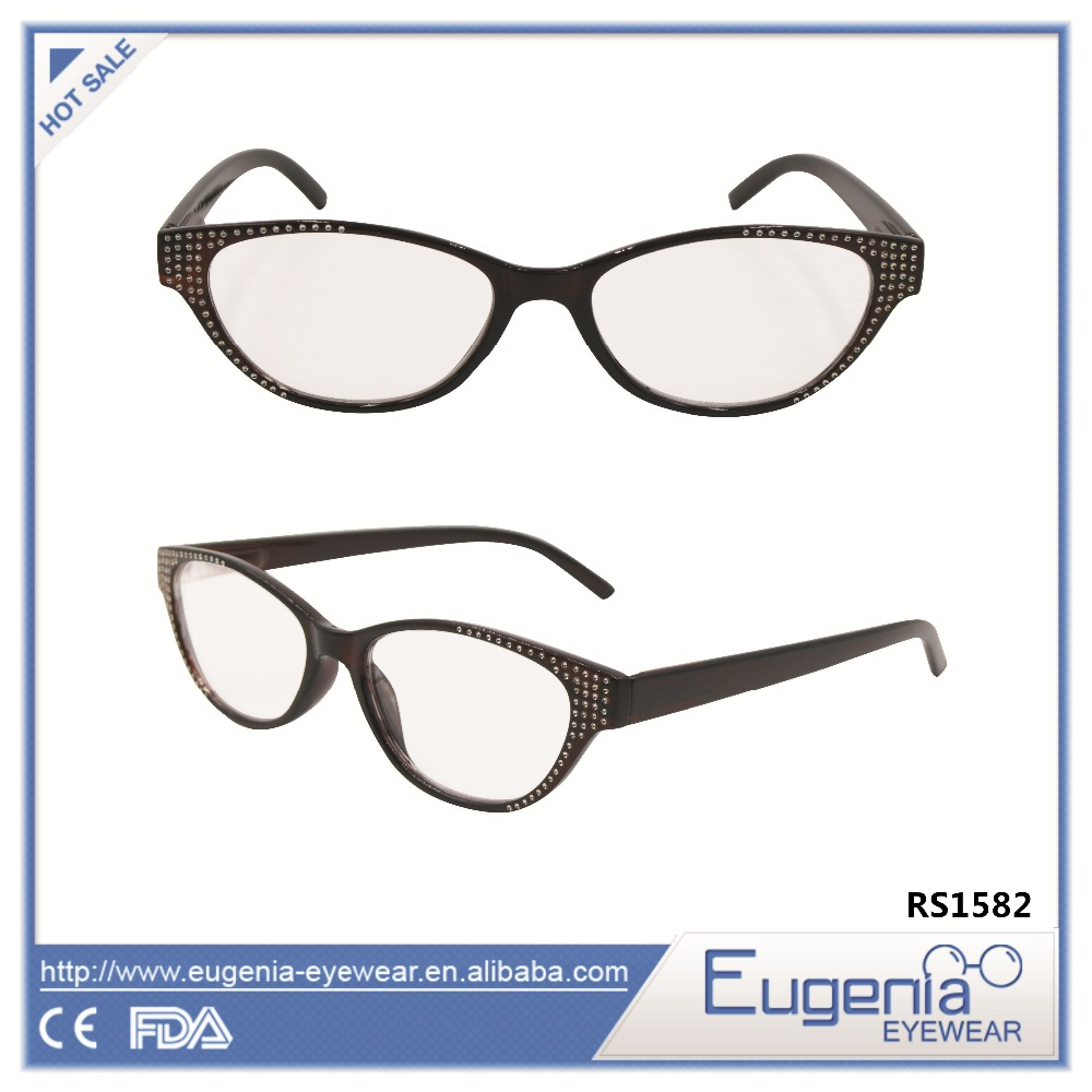 new arrival short sighted retro artwear simple reading glasses
