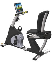 CE approved recumbent exercise bike
