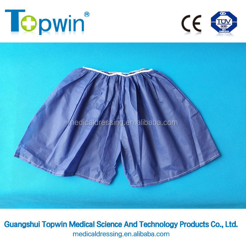 Disposable Non woven Surgical Hospital Medical Pants